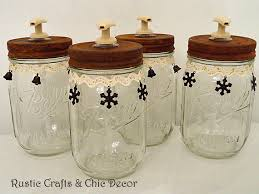 Decorated Jars Craft Lots Of Unique Mason Jar Crafts Rustic Crafts Chic Decor 66