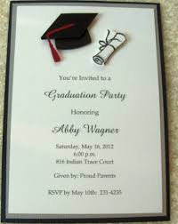 Templates For Graduation Invitations Invitation Templates Graduation Elegant Template Preschool