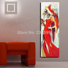 handmade girl y oil painting large canvas paintings modern modern art wall home decor canvas