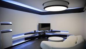 hi tech office. Living Room In High Tech Style Hi-tech Office Design Ideas Hi