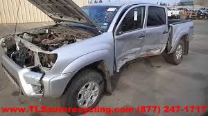Parting Out 2012 Toyota Tacoma - Stock - 5004YL - TLS Auto Recycling
