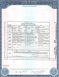 Blank Birth Certificate Images 24 Blank Texas Birth Certificate Emmalbell 24