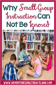 Why Small Group Instruction Can Not Be Ignored Kindergarten Love