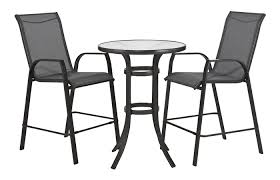 modern patio and furniture medium size bar setting outdoor furniture collection in bunnings table with remarkable