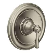 moen t2111bn kingsley posi temp r single handle tub shower valve trim