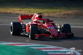 Schumacher's fastest time was 2.11 seconds slower than ferrari driver charles leclerc's pole position lap at the grand prix on saturday. Mick Schumacher Logs Extra F1 Miles With Ferrari Test Run