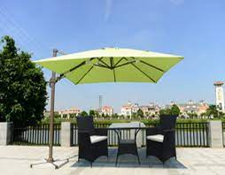 size outdoor patio umbrellas