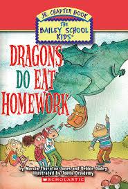 the bailey kids jr chap book dragons do eat homework ebook