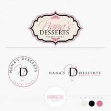 15 Best Pre Made Bakery Logo Images Bakery Logo Reposteria