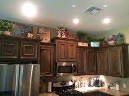 Decorating Above Kitchen Cabinets With High Ceilings Drop Ceiling To