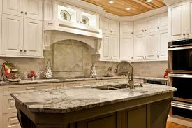 Beautiful Kitchen Backsplash Kitchen Kitchen Marble Backsplash Downlights Marble Countertop