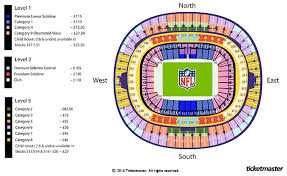 Nfl London Tickets How Much Do They Cost When Are They On
