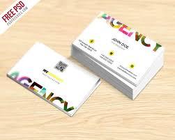 55 Best Free Modern Business Card Psd Templates Webrecitalcom