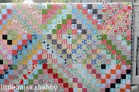 Trip Around The World Quilt Pattern Amazing Scrappy Trip Around The World Coriander Quilts