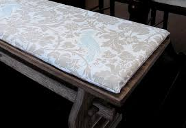 diy bench cushion