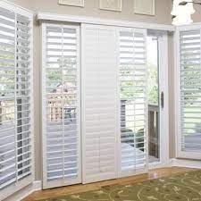 las vegas patio door shutter styles