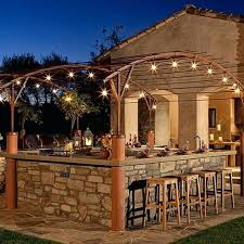 cost to build outdoor kitchen cn nywhere liner metl how much does it a backyard