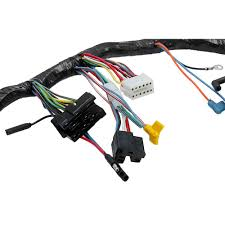 mustang under dash wiring harness without tachometer 1967 1967 mustang under dash wiring harness at Under Dash Wiring Harness