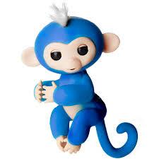 """Интерактивная <b>обезьянка</b> """"<b>Happy</b> monkey"""" finger toy, в ..."""