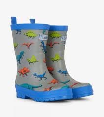 Wild Dinos Matte Rain Boots