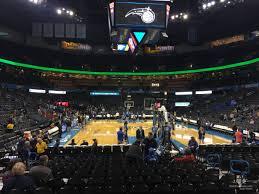 Chesapeake Arena Seating Chart With Rows Chesapeake Energy Arena Section 111 Oklahoma City Thunder