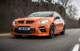 Luxurious Magazine Road Tests The Vauxhall VXR8 GTS - Luxurious ...