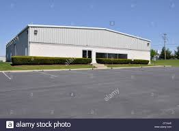 Small Industrial Building Design Small Office Or Industrial Building By A Large Macadam