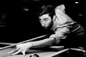billiards black and white. Billiards Black And White E