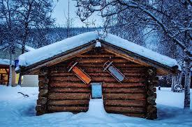 cosy winter getaway