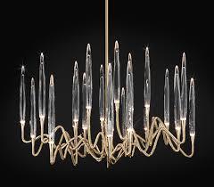 il pezzo 3 chandelier by il pezzo mancante chandeliers
