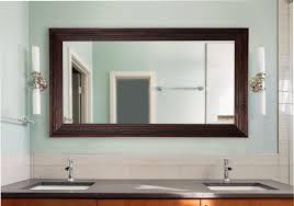 Barnwood Vanity Mirror
