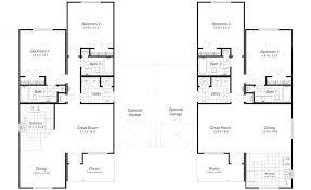 duplex building plans duplex floor plans garage modular homes home plan search 3 bedroom duplex floor
