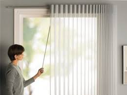 vertical blinds for patio door. Contemporary Vertical Luminette Privacy Sheers For Sliding Doors Inside Vertical Blinds For Patio Door I
