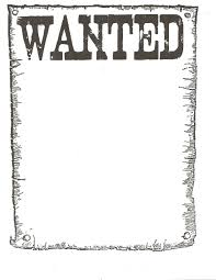 doc wanted poster template 9 wanted poster templates wanted poster wanted poster template