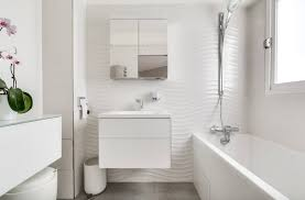 White Bathroom Remodel Ideas Classy There's A Small Bathroom Design Revolution And You'll Love These