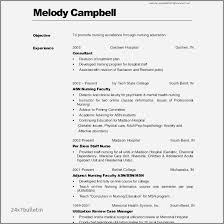 Medical Surgical Nursing Resume Examples Luxury Medical Surgical