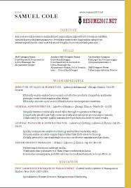 Effective Resume Templates 2017 Best of Most Effective Resume Templates Most Effective Resume Format Best Of