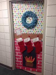 chimney-christmas-door-decoration-ideas