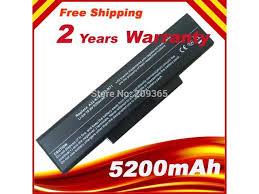 <b>HSW</b> 5200MAH <b>laptop battery for</b> Asus A32-K72 A32-N71 K72DR ...