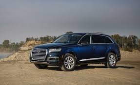 best mid size suv audi q7 best mid size luxury suv