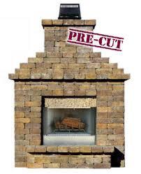 Cambridge - Outdoor Living - Fireplace Kits