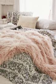 white throw rug home with white throw blanket luxe faux fur pink sheepskin rug bedroom twbpcty