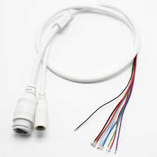 <b>Built in 48V POE</b> Cable LAN Cable for CCTV IP camera board ...
