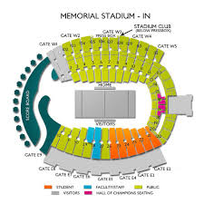 Memorial Stadium In 2019 Seating Chart
