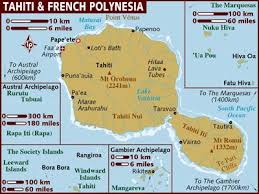 beach resorts tahiti australia and oceania travel with chris Where Is Tahiti On The Map map of tahiti tahiti on map