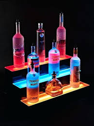 led liquor shelf liquor shelf led illuminated led bar shelves led bar display liquor led liquor shelf australia