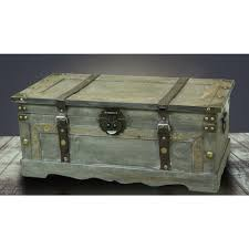 full size of window excellent wooden storage trunk 11 gray vintiquewise entryway benches trunks qi003272l 64