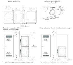 Washer Size Chart Newmexicodla Org