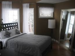 Bedroom  Cute Design Ideas Of Modern Bedroom Color Scheme With - Grey wall bedroom ideas