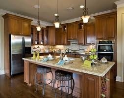 Kitchen Island Decorating Kitchen Islands Decorated For Christmas Decorating Ideas
